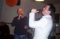 Cathal Byrne (Elvis) Singing With Alan Ennis, South East Radio