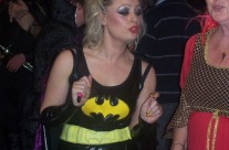 Kim Allen From Arklow Enjoying The Halloween Ball