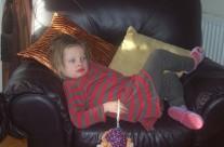 Aine Christmas 2009