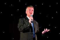 Alan Corcoran of South East Radio