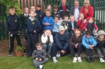 Some Of The Friends In The Autistic Unit In St. Senans Primary School That Share Good Memories Of Aine