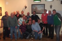 Some Of The Darts Players Who Took Part